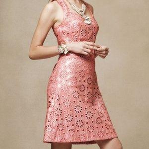Maeve • Coralshine Eyelet Dress